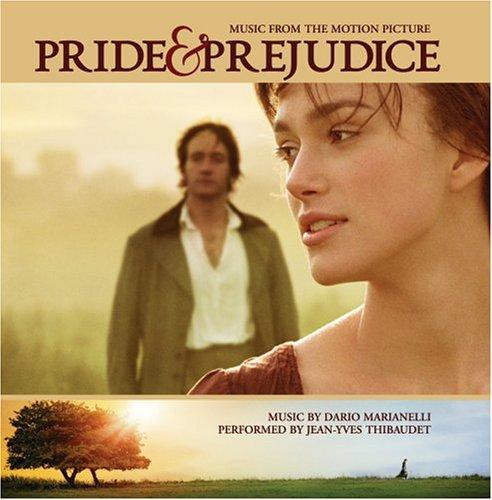 CD : Soundtrack - Pride & Prejudice (CD)