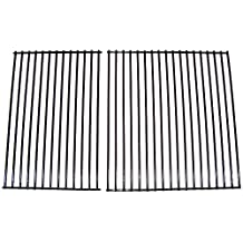 Music City Metals 54232 Porcelain Steel Wire Cooking Grid Set Replacement for Select Arkla and Fiesta Gas Grill Models