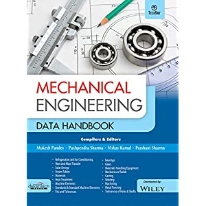 Mechanical Engineering Data Handbook