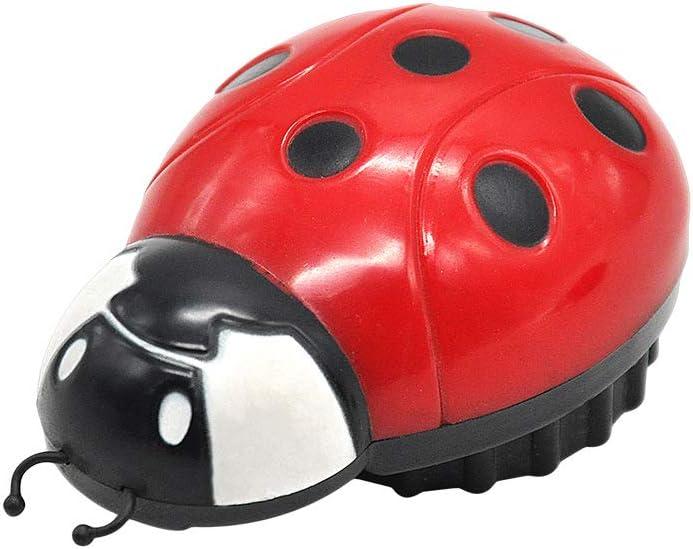 Kwerb Seven Star Ladybug Metal Grinder - 2 Piezas trituradora de Tabaco - Molinillo de Especias