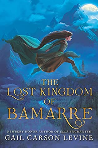 book cover of The Lost Kingdom of Bamarre