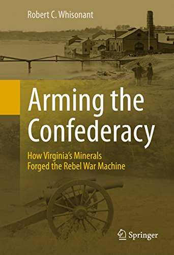 Tennessee State Gem (Arming the Confederacy: How Virginia's Minerals Forged the Rebel War Machine)