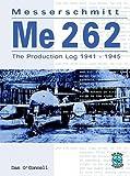 Messerschmitt Me 262, Dan O'Connell, 1903223598