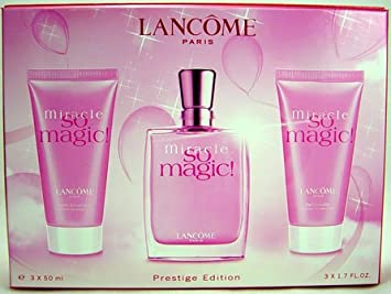 Amazon.com : Miracle So Magic - Prestige Edition Gift Set - by ...