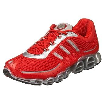 4d6673816f3d3 Adidas Men's a3 Megaride Running Shoe, Red/Metallic Silver, 14 M ...