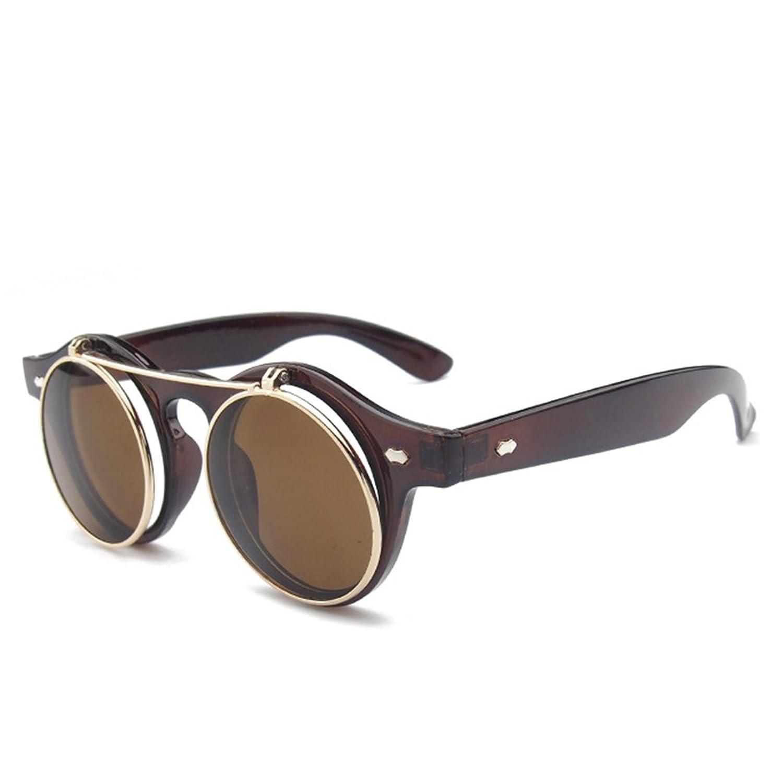 LuxuryLady-7 Round Leisure Cool Accessory Summer Equipment Fashion Woman Sunglasses