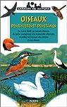 Carnets de nature : Oiseaux des rivières et des étangs par Roche