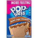 Pop-Tarts Frosted Brown Sugar Cinnamon, 14 Ounce