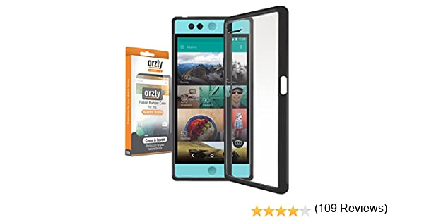 Orzly® Fusion Bumper Case para NEXTBIT Robin Smartphone (2016 ...