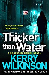 Thicker Than Water (Season One: Book 6) (Jessica Daniel Series)