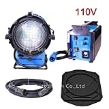 HMI Fresnel Tungsten Light 4000W for Photographic Equipment Moive Film Studio Video Lighting