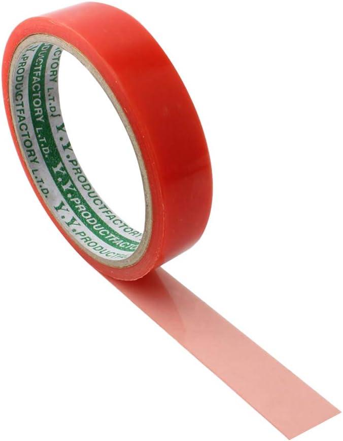 freneci 4X 5 Meters Tubular Tape Road Tubular Gluing Tape for Tubular Rim Tire