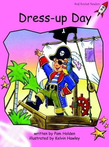 [Dress-Up Day (Red Rocket Readers)] (Book Day Dress Up)