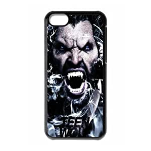 Hot Tv Show Teen Wolf Pattern Productive Back Phone Case For Iphone 5c -Style-8
