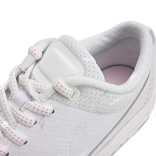 NIKE Air Max Thea SE GS Running Trainers 820244 Sneakers Shoes (UK 4 US 4.5Y EU 36.5, White Prism Pink 101)
