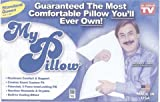 Mypillow Best Deals - My Pillow Standard Pillow with Built-In Cooling Effect