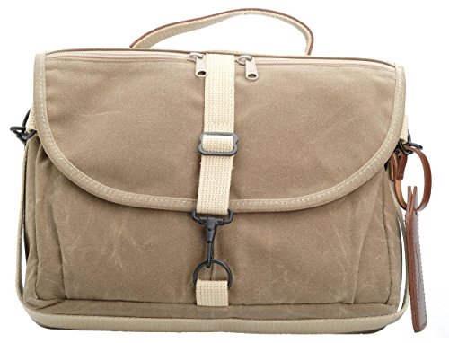Fujifilm/Domke F-803 Camera Bag - Sand