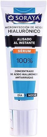 Soraya Crema Antiarrugas con Ácido Hialurónico Concentrado Día y Noche - 30 ml