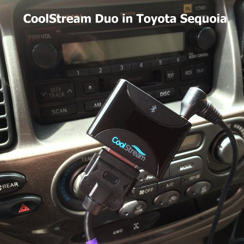 Coolstream Bluetooth Adapter For Audi And Volkswagen Ipod: CoolStream Duo. Bluetooth Adapter / Bluetooth Receiver