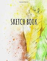 Black Paper Notebook Sketchbook: Black Paper For