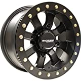 Raceline Mamba Beadlock ATV Wheel - Black [14x7] 4/137 - (5+2) 10MM