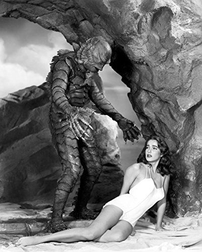 Julie Adams - Creature From The Black Lagoon 8 x 10 * 8x10 Photo Picture *SHIPS FROM -