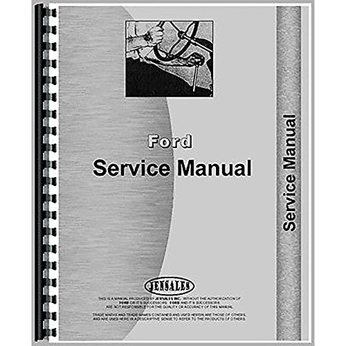 New Ford 1920 Compact Tractor Service Manual