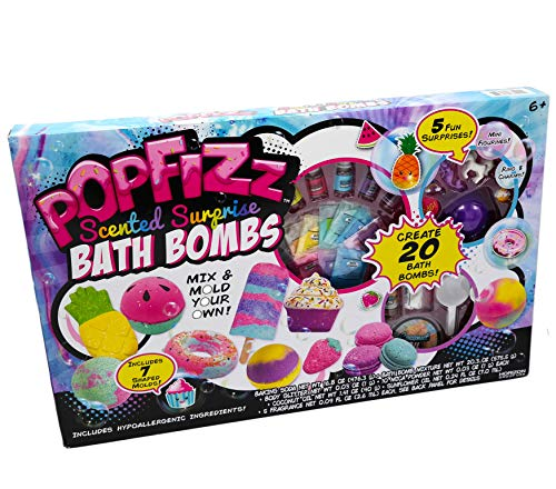 ted Surprise Bath Bomb Mix & Mold Your Own ()