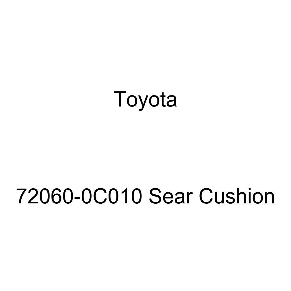 TOYOTA Genuine 72060-0C010 Sear Cushion
