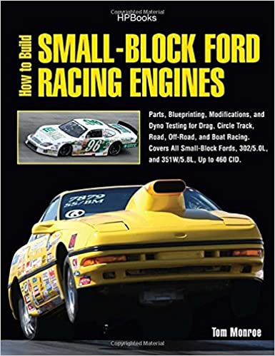 How to Build Small-Block Ford Racing Engines HP1536: Parts