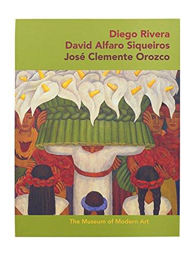 Diego Rivera, David Alfaro Siqueiros, José Clemente Orozco
