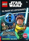 LEGO® Star Wars(TM). Die Macht des Lichtschwerts: Lustige Comics, Coole Rätsel