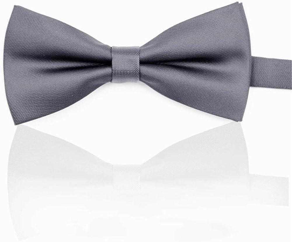 DeHolifer - Corbata mate para hombre, monocromática, para bodas ...