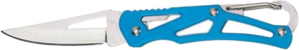1 Unids Plegable de Acero Inoxidable Cuchillo de Bolsillo Mini Portátil Cuchillo Plegable Cortador de Frutas Práctico Acampar Al Aire Libre Herramienta de Supervivencia