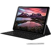 CHUWI Hi9 Plus 10.8' Tablet PC Android 8.0 Oreo OS (MTK 6797 X27 ) 64bits Diez núcleos hasta 2.6GHz 1600 *2560 IPS 4G RAM+128G ROM, 4G LTE ,7000MAH,Teclado y Lapiz