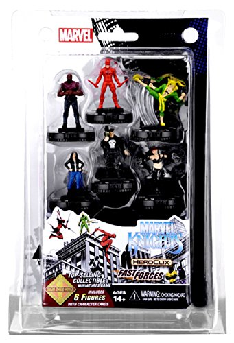 Marvel HeroClix: Avengers/Defenders War Marvel Knights Fast Forces from HeroClix