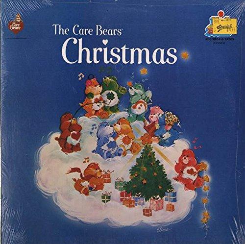 1982 Care Bears Christmas Songs Music