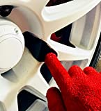 #2: Plasti Remover Glove - Wipe Off Thin Plasti Rubber Coatings In Seconds Without Hurting The Paint!