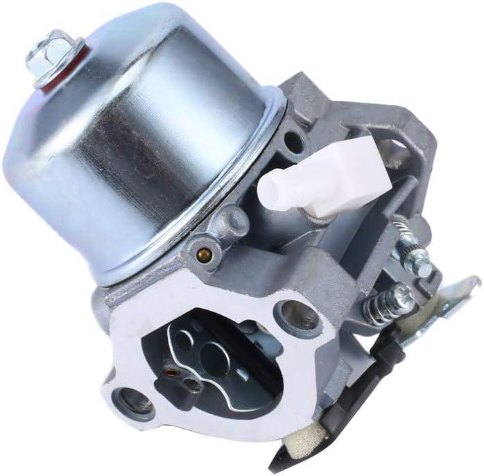 TOOGOO Vergaser Professioneller Overhead Cam Motor Vergaser f/ür Briggs /& Stratton 699831 694941 Rasen M?her Traktor Vergaser 499158