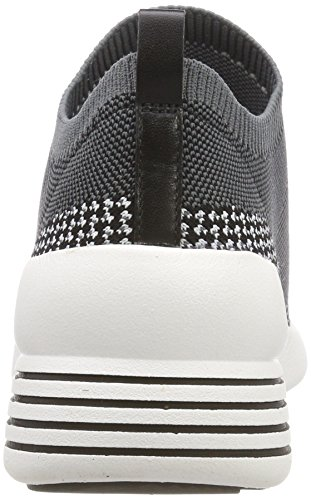 Kkbrandy5 and Black Knit Mehrfarbig Kylie Sneaker Black grey Damen white Kendall 000 qtdOwx7BnO