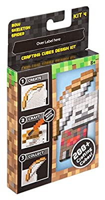 Minecraft Crafting Table Refill Pack #4 by Minecraft