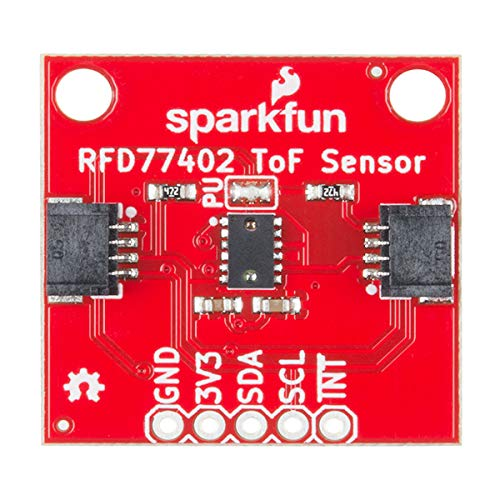 SparkFun (PID 14539) Distance Sensor Breakout - RFD77402 (Qwiic) by SparkFun (Image #3)