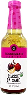 product image for TESSEMAE'S Organic Classic Balsamic Dressing, 10 FZ