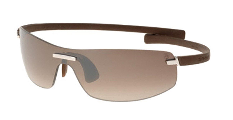 Amazon.com: Tag Heuer 5101 Rimless Curve – Gafas de sol ...
