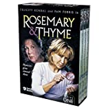 Rosemary & Thyme - Series One by Acorn Media by Simon Langton, Tom Clegg Brian Farnham