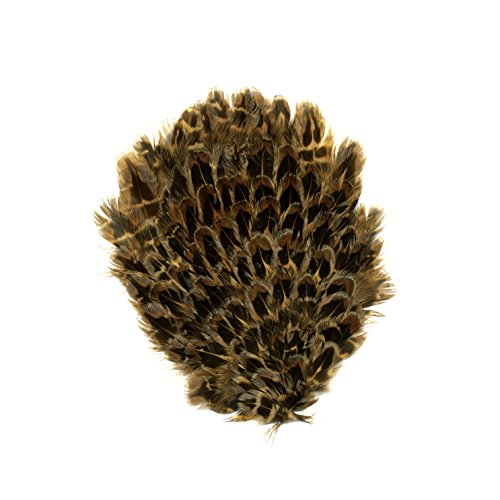 Pheasant Feather Pad (Zucker Feather (TM) - Female Ringneck Feather Pad - 4.5