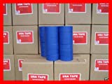 Lot Of 24 Rolls 2'' X 60 Yrds Blue Painters Masking Tape