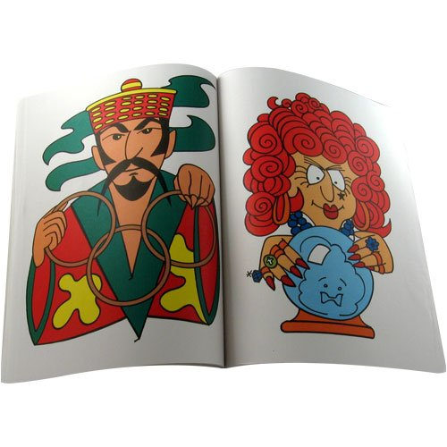 Amazon.com: Royal Magic Coloring Book - Easy Magic Trick: Toys & Games