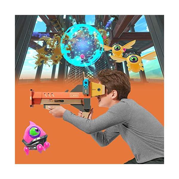 Nintendo Labo Toy-Con 04: VR Kit - Starter Set + Blaster - Switch 7