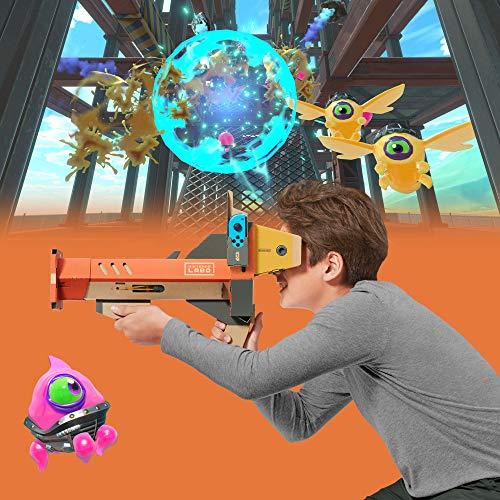 517Bl6sz %2BL - Nintendo Labo Toy-Con 04: VR Kit - Switch